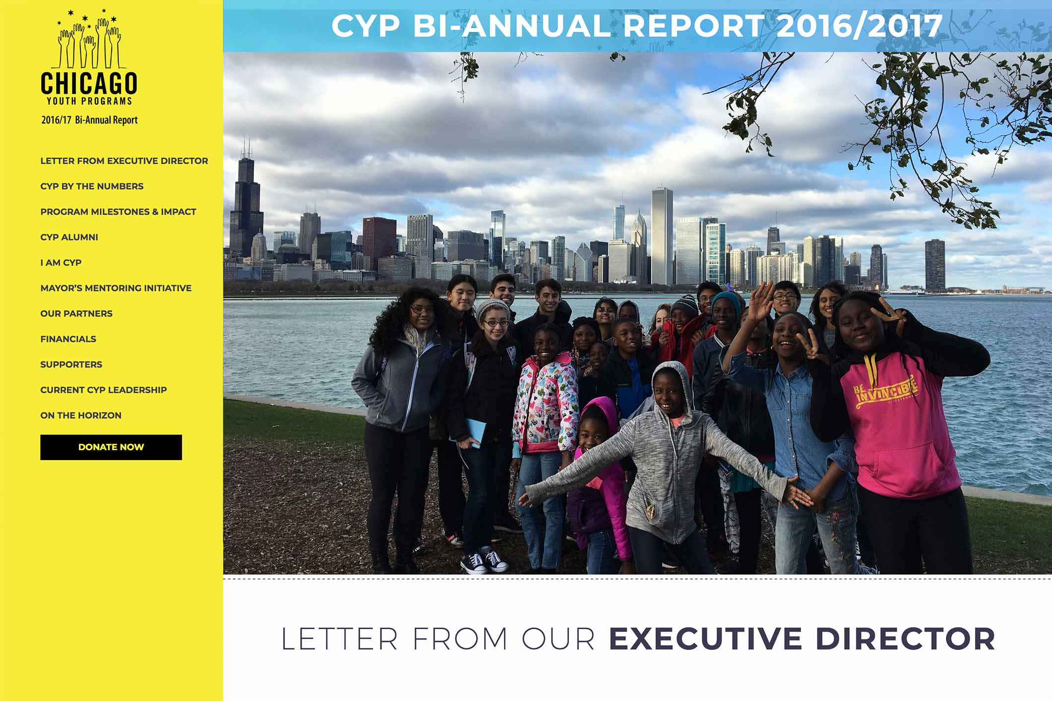 CYP Annual Report